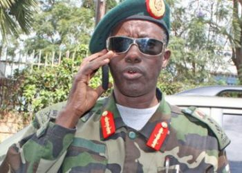 Gen. Tumwine ordered the Police to barricade beyond the required area of radius targeting Lwemiyaga which is about 30km away (PHOTO/File)