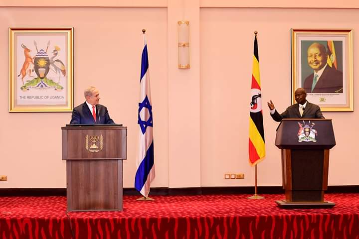 Sudan government says it wasn't notified of leader's meeting with Netanyahu