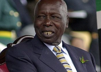 President Moi has been unwell in the recent days (PHOTO/File).