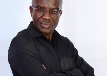 Long-time Nation business journalist and veteran editor Washington Akumu (PHOTO/Courtesy)