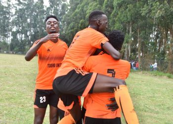 Tooro United FC are coming off a 2-1 victory against Wakiso Giants FC in the league. (PHOTO/Courtesy)