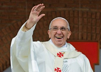 Pope Francis widely seen as liberal has sticked with the Catholic Church tradition on celibacy (PHOTO/File).
