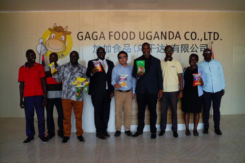 Gaga Food is a Chinese-Uganda Cooperation which dries Ugandan friuts for exportation (PHOTO/PPU)