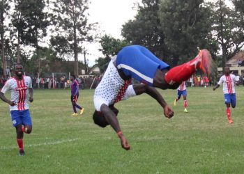 Busoga United have won all their last three games.(PHOTO/File)