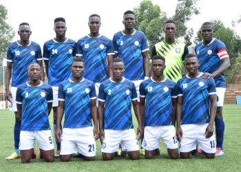 Police FC lost to Proline in their last game. (PHOTO/Courtesy)