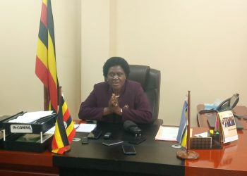 State Minister for Environment Beatrice Anywar (PHOTO/Javira Ssebwami)