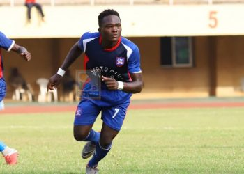 Muhindo scored and assisted in a game for the first time as a SC Villa. (PHOTO/Sanyuka)