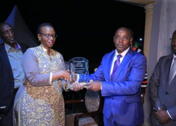 Dr Zeija spoke during a farewell dinner organized for him by the Justice, Law and Order Sector stakeholders in the Mbarara High Court Circuit, where he served as senior resident judge (PHOTO/Courtesy)