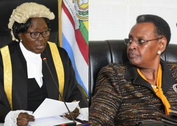Speaker of Parliament, Rebecca Kadaga has summoned Education Minister Janet for forcing the new Curriculum (PHOTO/File)