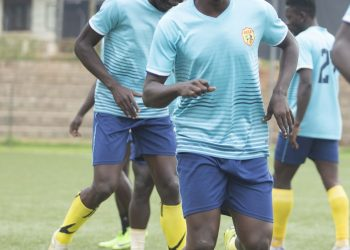 KCCA FC are four points behind leaders Vipers SC. (PHOTO/KCCA FC)