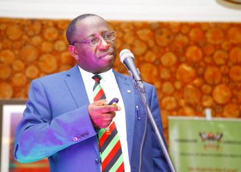 Charles Ibingira, head of the college of health sciences, Makerere University (PHOTO/File)