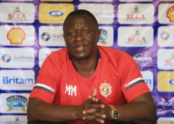 Mike Mutebi anticipates a tough encounter against Bukedea on Saturday. (PHOTO/Courtesy)