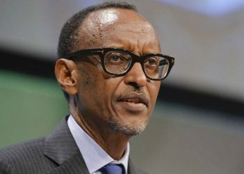 Rwandan President Paul Kagame (PHOTO/Courtesy).