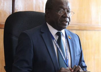 UNEB executive secretary Dan Odongo (PHOTO/File)