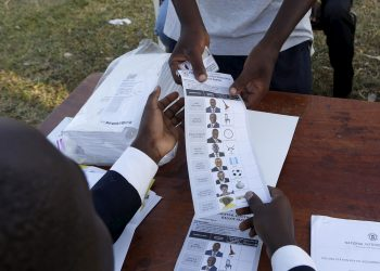 EC is set to display National Voters register (PHOTO/File)