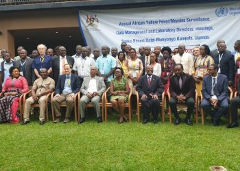 African experts gathred in Uganda to discuss combating yellow fever epidemic (PHOTO/PML Daily)