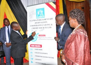 Kadaga said the Sacco is supposed to be a serious enterprise with an ambitious plan to expand and service members' financial needs (PHOTO/PML Daily)