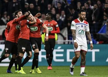 Lyon have lost their last two away games. (PHOTO/Courtesy