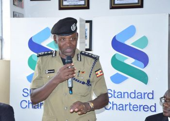 Deputy Director Human Resource Development SCP Felix Ndyomugyenyi,