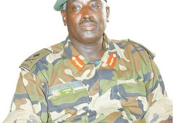 Gen. Biraaro died Wednesday afternoon from Kampala Hospital after a long battle with cancer (PHOTO/File)