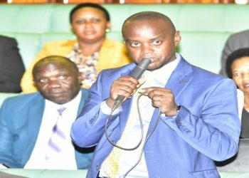 Hon Mwine Mpaka said some govt officials are involved in the schemes (PHOTO/File)