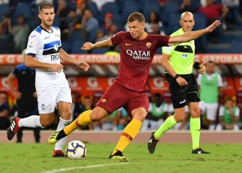 Roma have won just one of their last 10 meetings with Atalanta. (PHOTO/Courtesy)