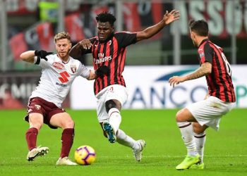 Torino have not lost to AC Milan since 2016. (PHOTO/Courtesy)