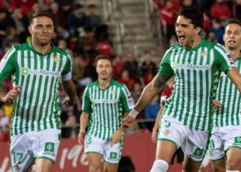 Betis defeated Mallorca 2-1 in the first meeting this season. (PHOTO/Courtesy)