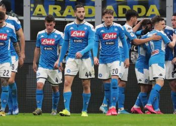 Napoli are on a four games unbeaten run away from home. (PHOTO/Courtesy)