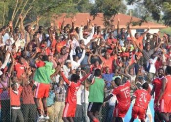Express FC fans are understood to have thrown objects towards the assistant referee during their team's penalty shootout loss to Maroons FC on February 12. (PHOTO/File)