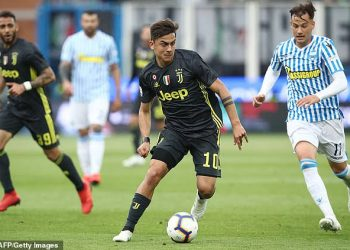 Juventus are winless in their last two away games at SPAL. (PHOTO/Courtesy)