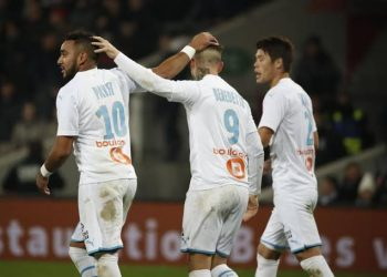 Marseille have lost only one of their last 18 league games. (PHOTO/Courtesy)