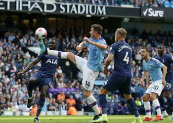 Man City are unbeaten in six Premier League matches against Spurs. (PHOTO/Courtesy)