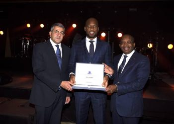 UNWTO names football legend Didier Drogba as new tourism ambassador (PHOTO/Courtesy)