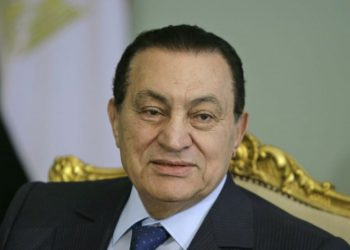Hosni Mubarak, the autocratic ruler of Egypt whose nearly 30 years in power came to an abrupt (PHOTO/Courtesy)
