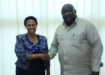 Ms Epiphanie Kabushemeye Ntamwana