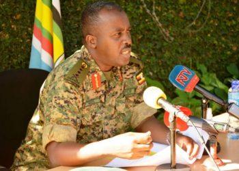 Gen David Muhoozi