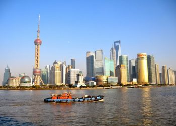 In Shanghai's Pudong District, an outlet store operated by an Italian company shut down for a month due to the outbreak.