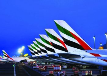 Emirates Aircraft at Dubai International Airport, the Airline brings more choice and flexibility to change and reissue bookings with no penalties (PHOTO/Courtesy).