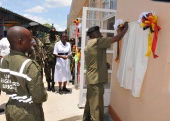 Maj Gen Joram Kakari Tumwine