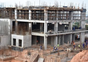 East African oncology center of Excellency at Uganda Cancer Institute underway.