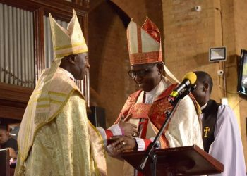 The Most Rev. Stephen Samuel Kaziimba Mugalu has sacked his predecessor retired archbishop Stanley Ntagali (PHOTO/File)