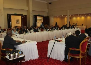 The sessions on oil and gas and minerals value addition were led by Prime Minister, Ruhakana Rugunda (PHOTO/PML Daily).