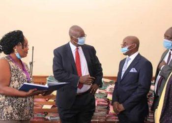 Judiciary officials