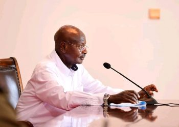 President Museveni will address the country on Monday (PHOTO/File).