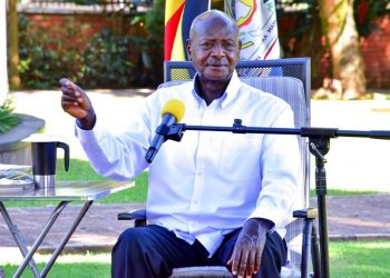 President Yoweri Museveni says there a need for more drastic measures to curb the virus spread (PHOTO/File)