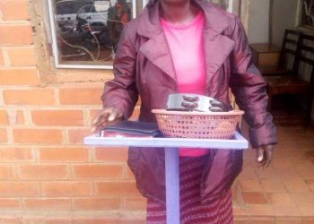 ?Pastor Immaculate Biyinzika is in the coolers after police crackdown netted her ( PHOTO/Courtesy).