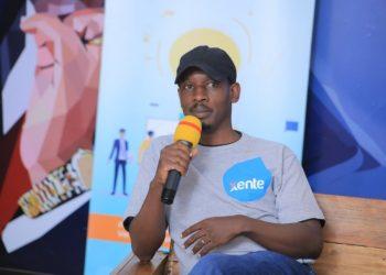 Allan Rwakatungu, Chief Executive Officer at Xente (PHOTO/Courtesy)