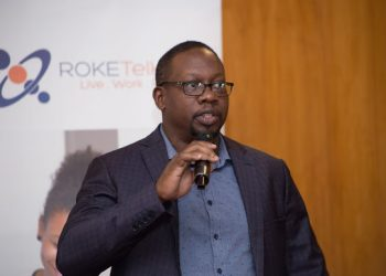 Micheal Mukasa is Chief Commercial Officer, Roke Telkom (photo/Courtesy)