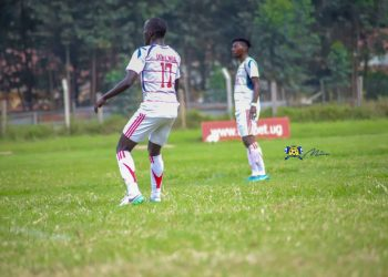 Mbarara City FC now has 33 points from 25 games. (PHOTO/Courtesy)